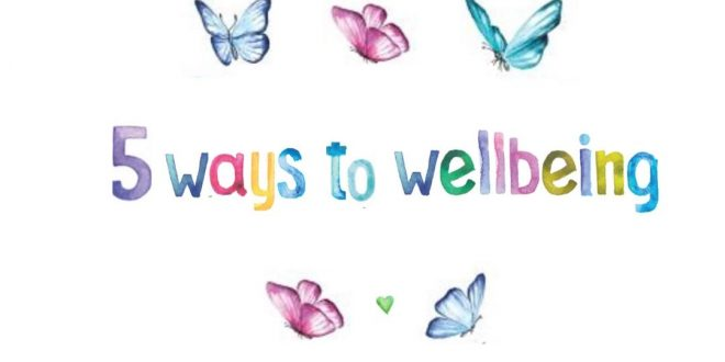 5 ways to wellbeing